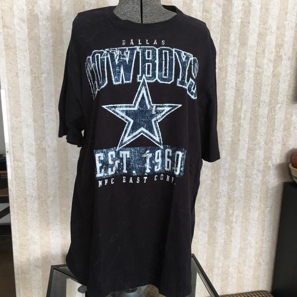 1896135b Men's Dallas Cowboys Tee